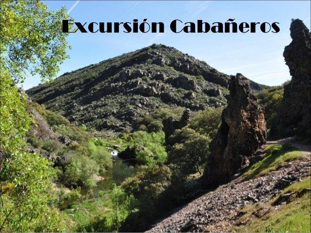 Excursión Cabañeros