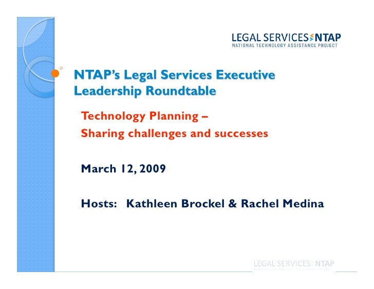 Technology Planning – Sharing challenges and successes  March 12, 2009  Hosts: Kathleen Brockel & Rachel Medina