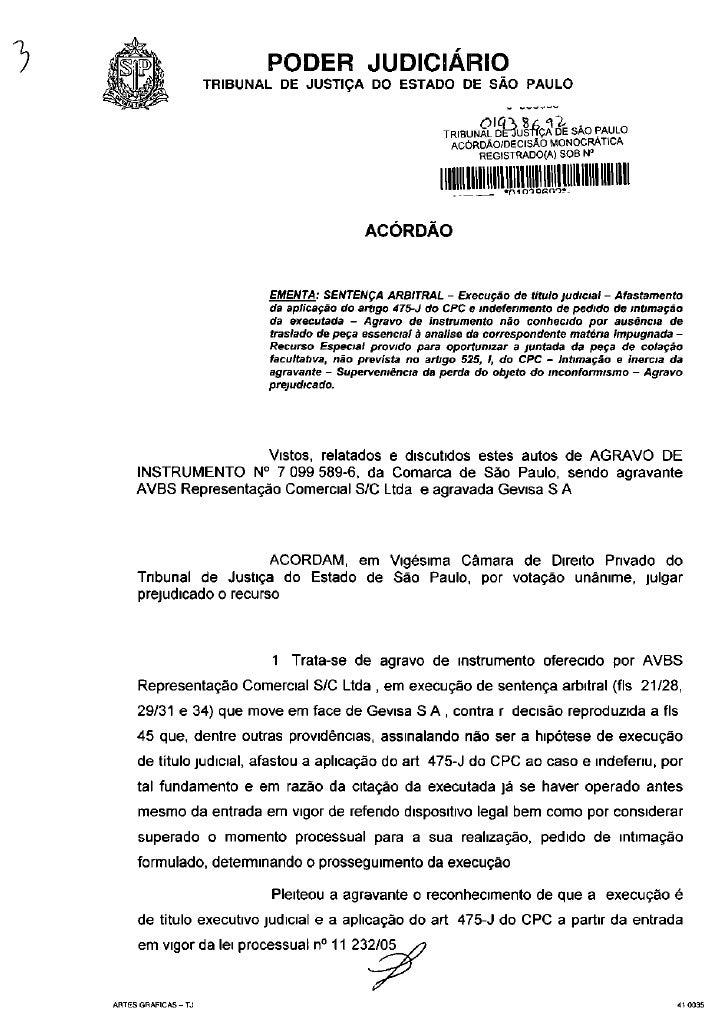 -)                              PODER JUDICIÁRIO                          TRIBUNAL DE JUSTIÇA DO ESTADO DE SÃO PAULO      ...