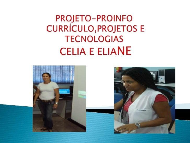    O projeto foi realizado com as turmas do 1º ano do    Ensino Médio da Escola Estadual Profª Nair Palácio    de Souza N...