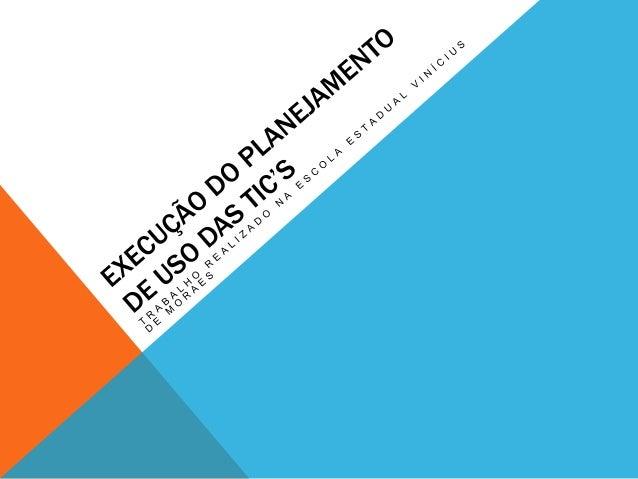 ENVOLVIDOS: • Professor responsável: Fabiano Barros • Alunos envolvidos: Neste projeto serão envolvidos os alunos das turm...