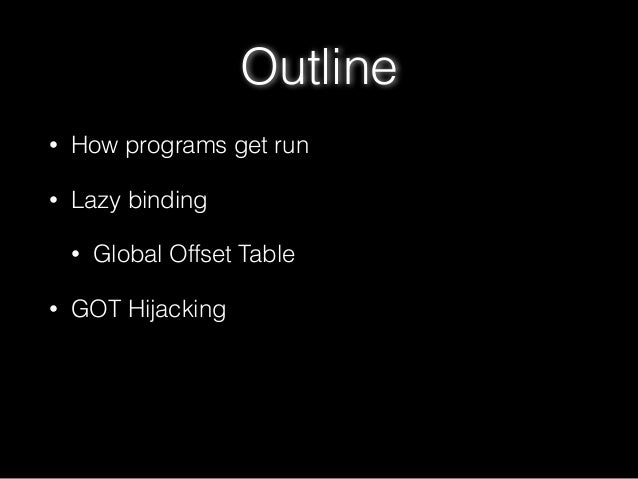 Execution Slide 3