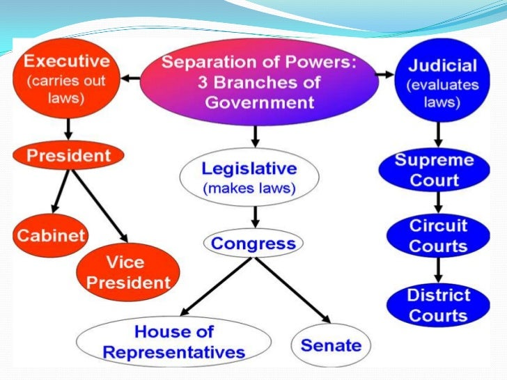 an introduction to the components of executive branches in the united states government Three branches of government  three branches of government in each jurisdiction - executive, legislative, and judicial  the court systems of the united states.