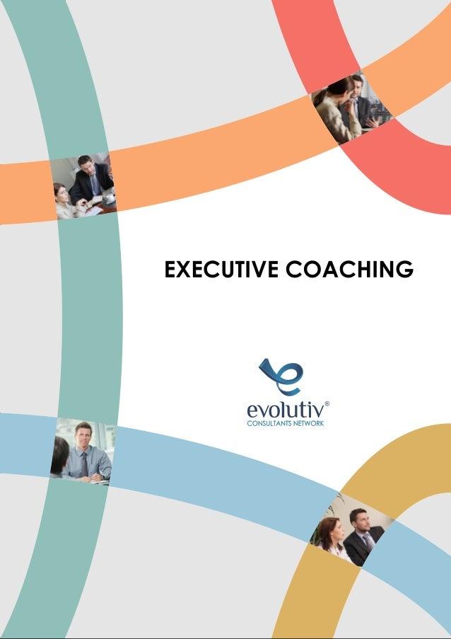 Executive coaching - Evolutiv Consultants Network