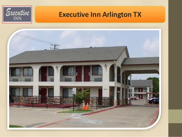 Executive Inn Arlington Tx 1 638cb1450445347