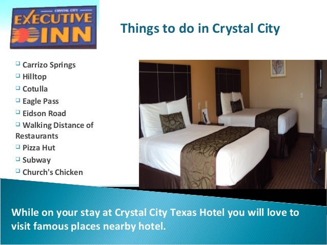 Executive Inn Crystal City TX