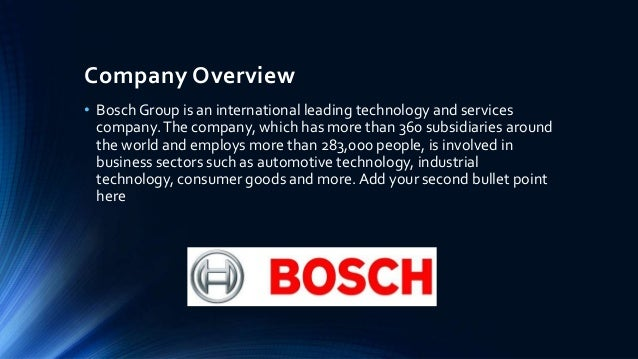 executive and managerial planning for bosch kazakhstan Enterprise resource planning (erp) product lifecycle management (plm)  siemens ag, aspen technology inc, robert bosch gmbh, texas instruments inc and johnson.