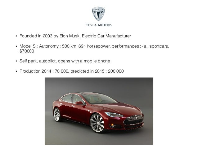 tesla motors key success factors