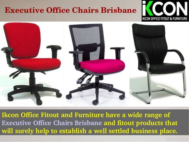 Executive fice Chairs Brisbane