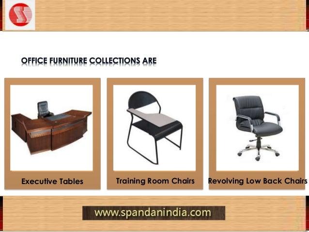 Executive Office Furniture Manufacturers India