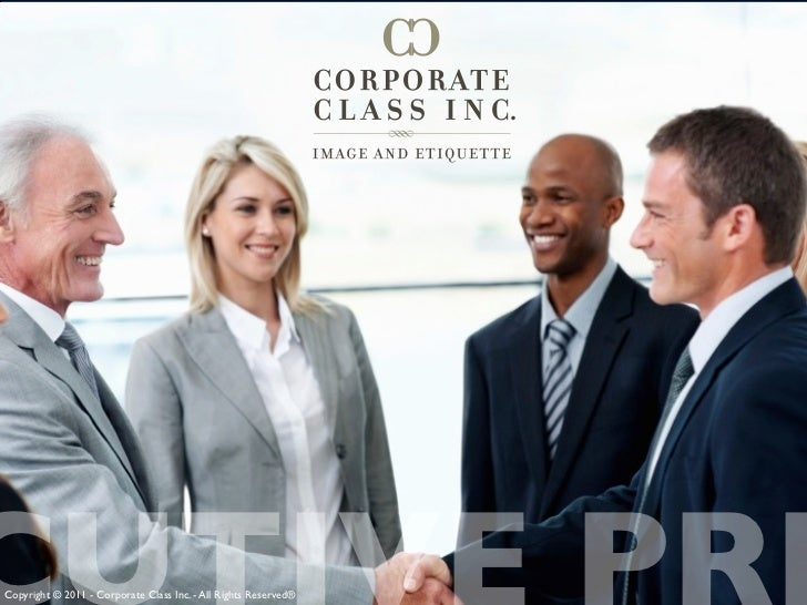 Copyright © 2011 - Corporate Class Inc. - All Rights Reserved®