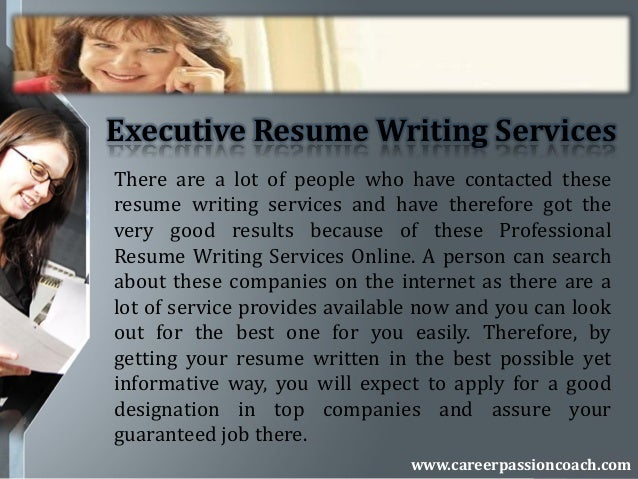 Executive Resume Writing Service your biggest asset could be an executive resume service Stay Aware Of Facts With Executive Resume Writing Services
