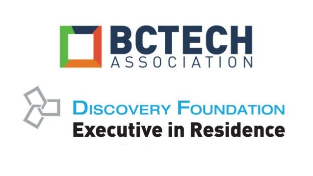 Purpose The Executives-in-Residence (EIRs) are the highest level of mentorship available at BC Tech. Stage 2-4 member CEOs...