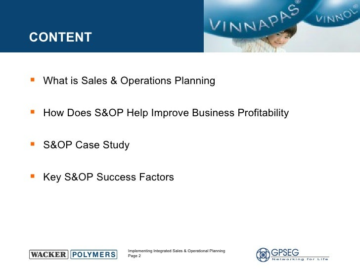 S&OP Case Study: Fujitsu - YouTube
