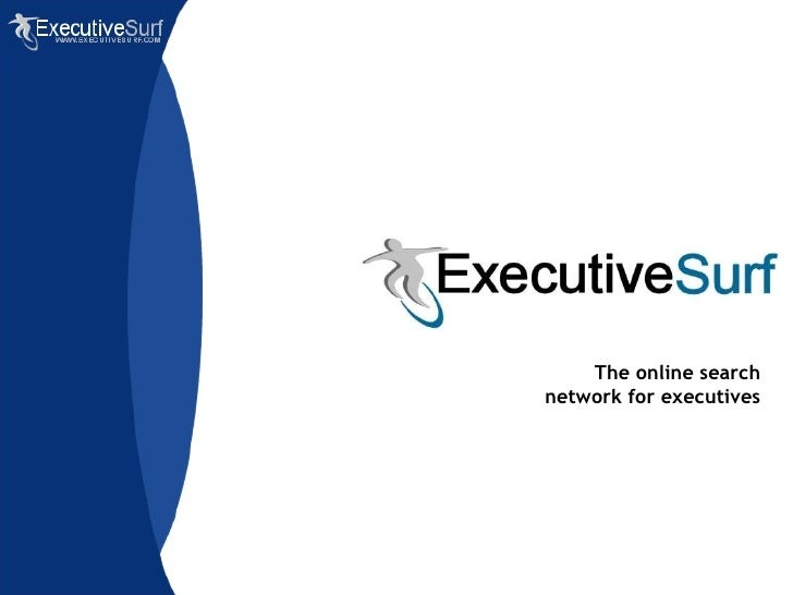 The online search network for executives