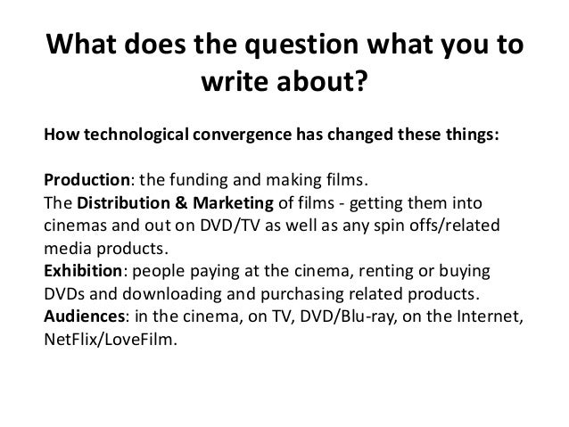 technology in cinema and film making media essay How has technology affected the film there has been less interest in the cinema since technology therefore the film industry has had to adapt to making.