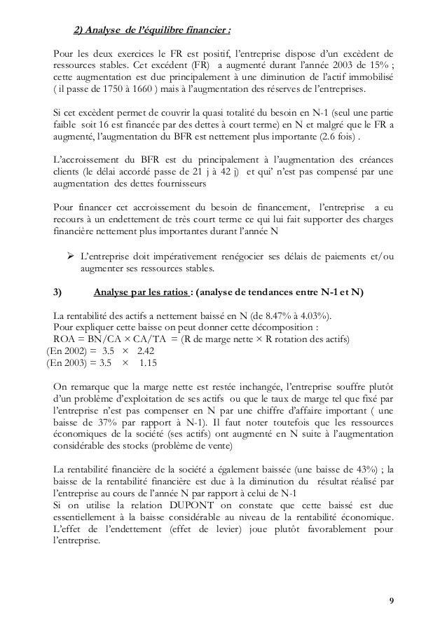 Exercices Gestion Financiere Et Choix D Investissement En Avenir Cert