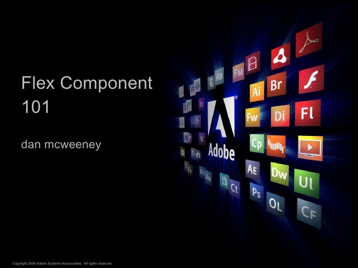 Flex Component 101 dan mcweeney