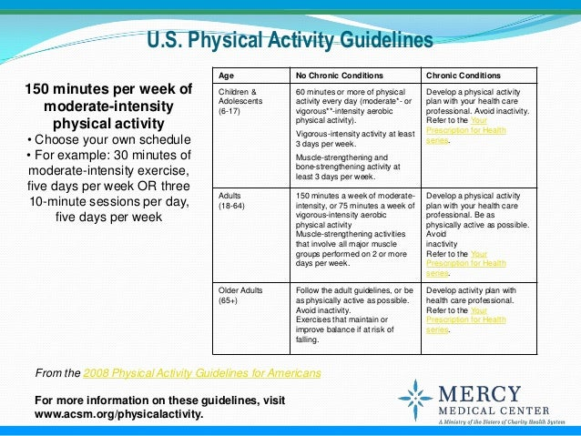 Exercise Is Medicine: How a Medical Fitness Center Differs ...