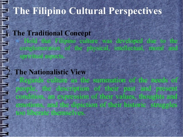 Perspectives on society and culture of nacirema people
