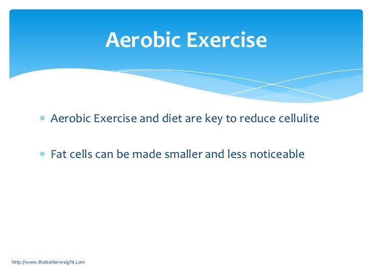 how to lose cellulite exercises
