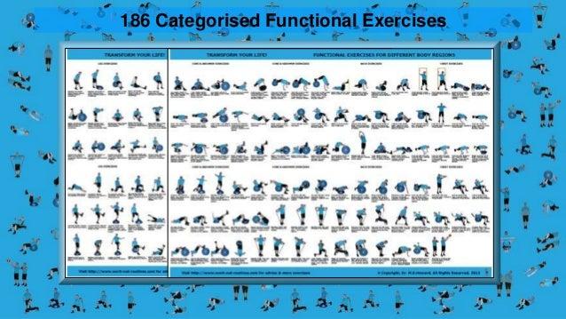 Functional Fitness Exercises Pdf Parlo Buenacocina Co