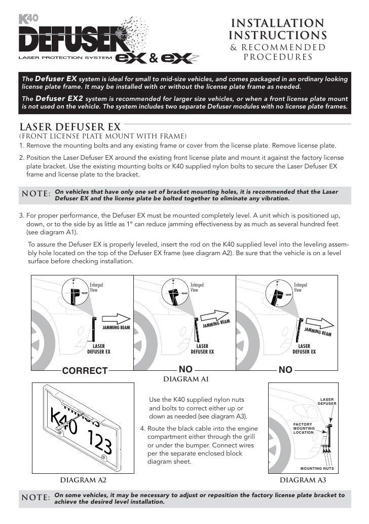 ex ex2 install guide rh slideshare net HVAC Wiring Diagrams Light Switch Wiring Diagram