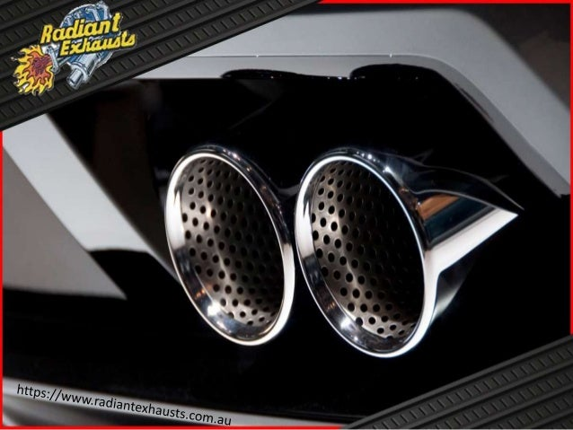 At Radiant Exhausts We Diagnose Repair Replace And Install Mufflers Exhaust Systems: What Is The Best Performance Exhaust System At Woreks.co