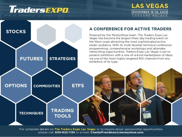 Forex traders expo las vegas