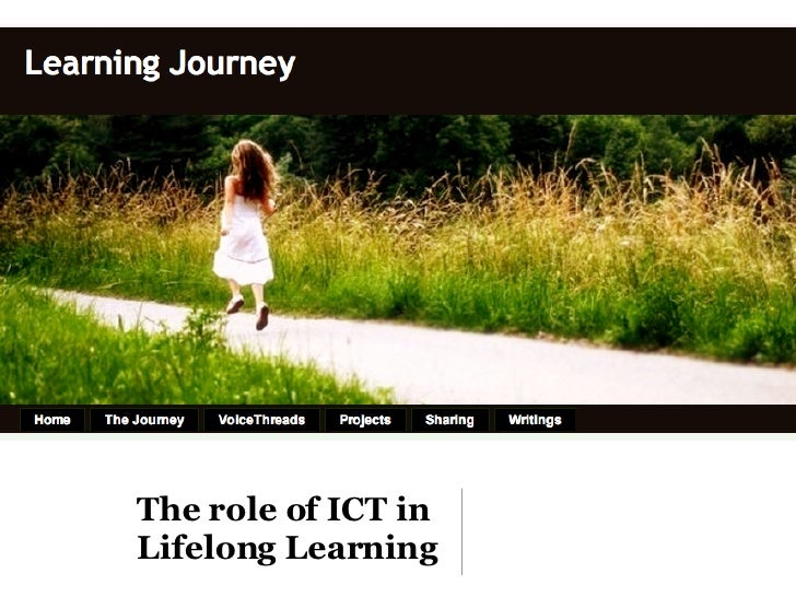 The role of ICT in  Lifelong Learning