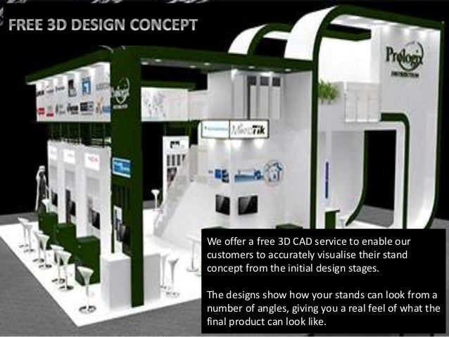 Display Stand For Exhibition : Exhibition display stands