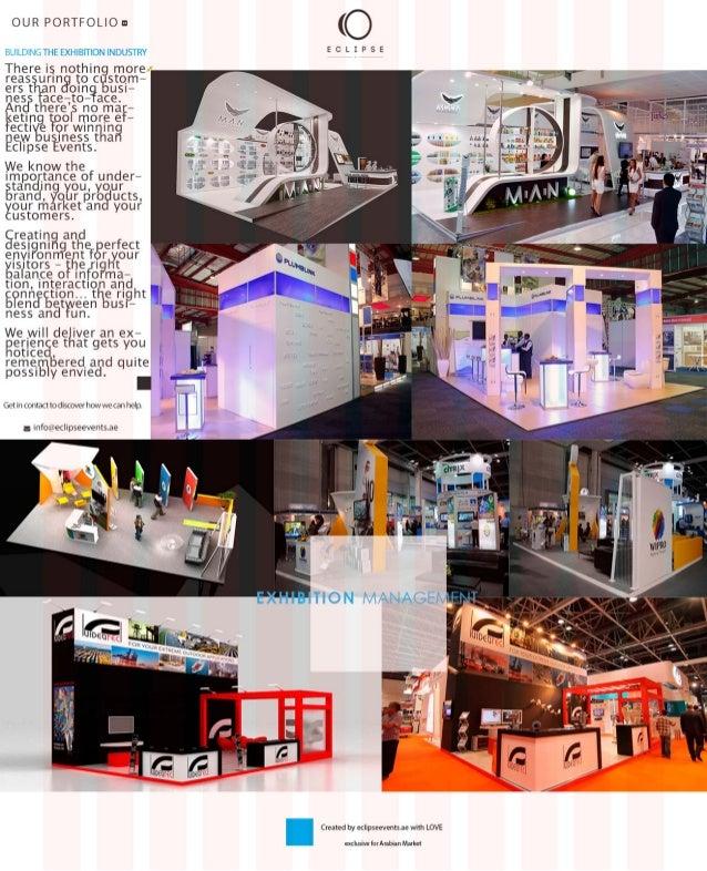 Exhibition management, Eclipse Event Management,  Dubai UAE