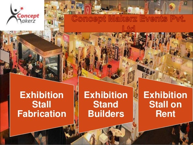 Exhibition Stall On Rent : Exhibition management companies in delhi ncr