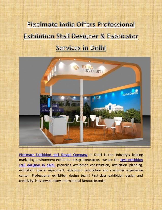 Best Exhibition Stall Designs : Exhibition stall design company pixelmate