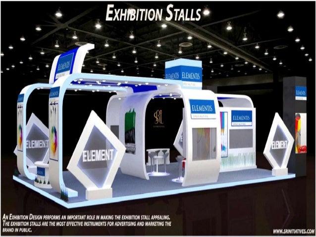 Hardware Exhibition Stall : Exhibition stalls