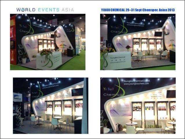World Events Asia - Exhibition stand builder in bangkok, thailand