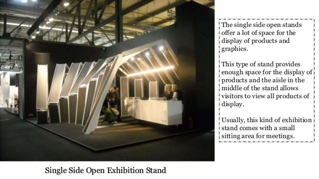 Open Exhibition Stand : Two sides open wooden stand for exhibition system from shanghai