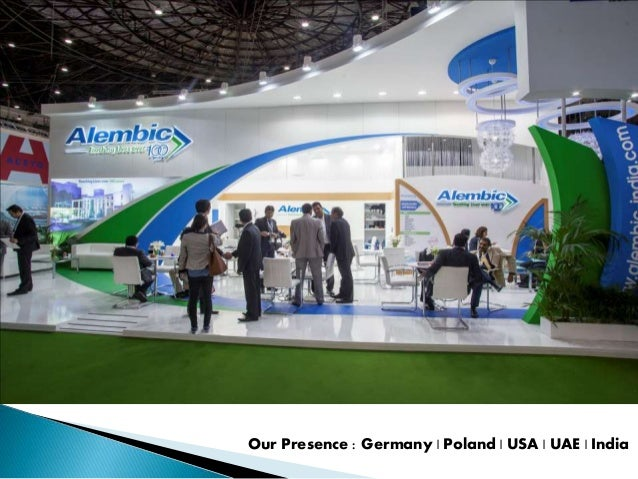 Exhibition Stand Design In Dubai : Exhibition stand design in cphi madrid for alembic