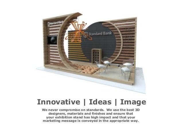 Exhibition Stand Design Materials : Custom designed exhibition stands