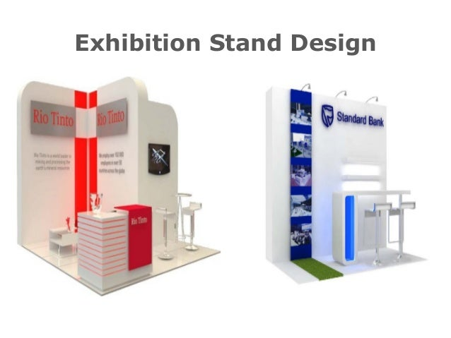Small Exhibition Stand Up : Custom designed exhibition stands