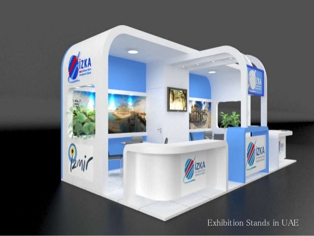 Exhibition Stand : Exhibition stand suppliers uae
