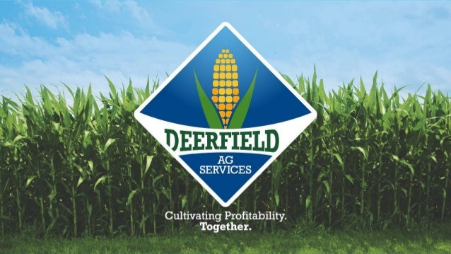 Deerfield Ag Services is a family-owned, full-service agricultural service provider with one agronomy and four grain locat...
