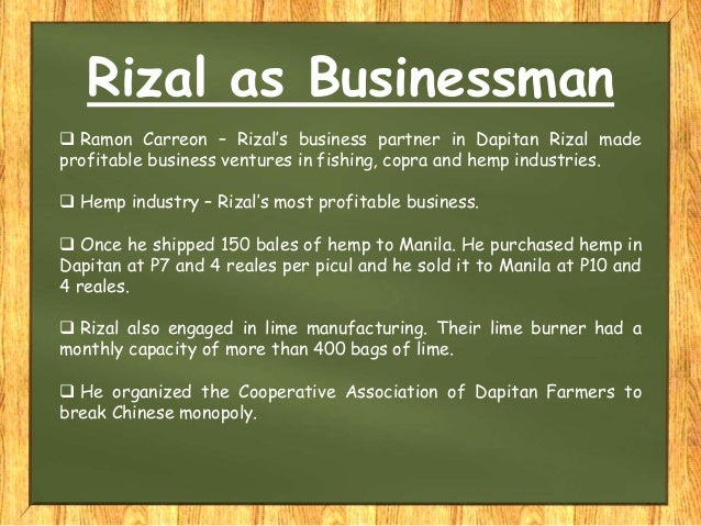 rizal s contributed in dapitan Dapitan is a city in the province of zamboanga del norte in mindanao its historical significance as rizal's place of exile, as well as the contributions rizal himself made to dapitan's development paved the way for the city's recognition as the shrine city in the philippines history aside, the city is also home.
