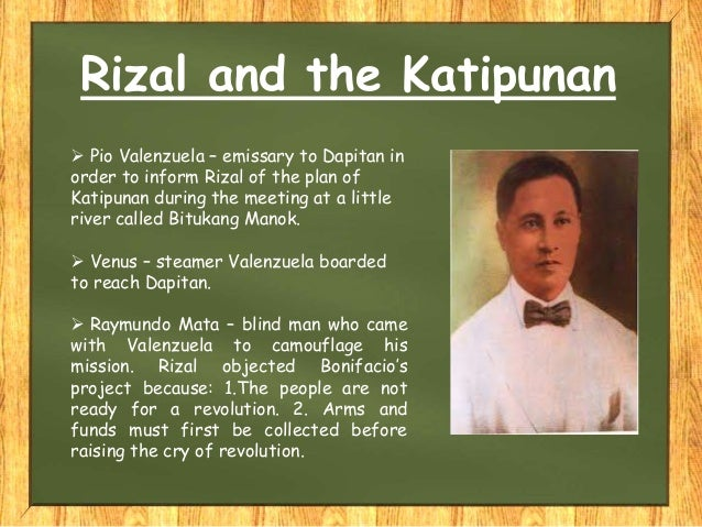 how was rizal portrayed in general Jose rizal biography tells who were portrayed as lustful and greedy men in robes system in the country and philippine society in general.