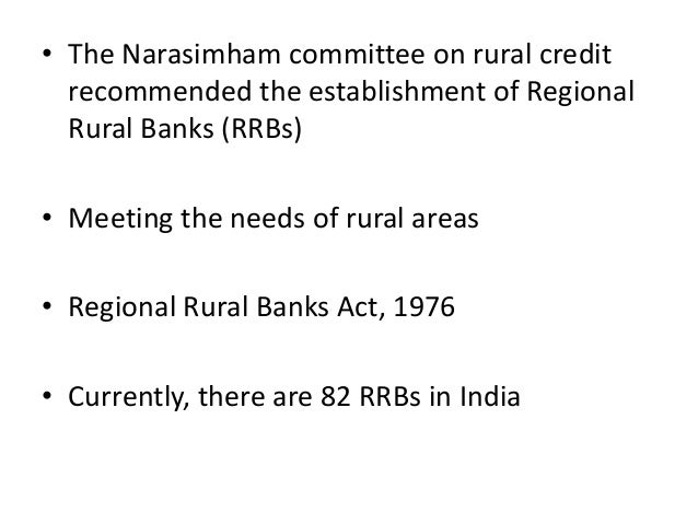 regional rural banks in india Regional rural banks in india - download as word doc (doc), pdf file (pdf), text file (txt) or read online.