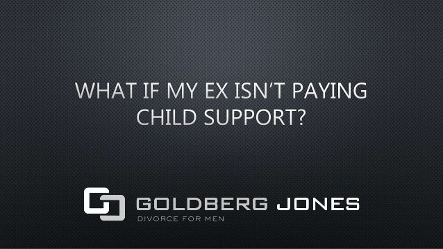 What If My Ex Isn't Paying Child Support?