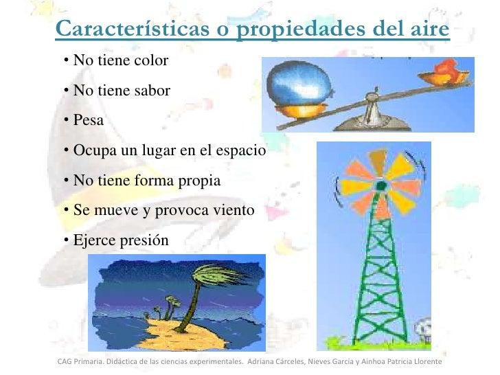 Resultado de imagen de actividades sobre el aire primaria
