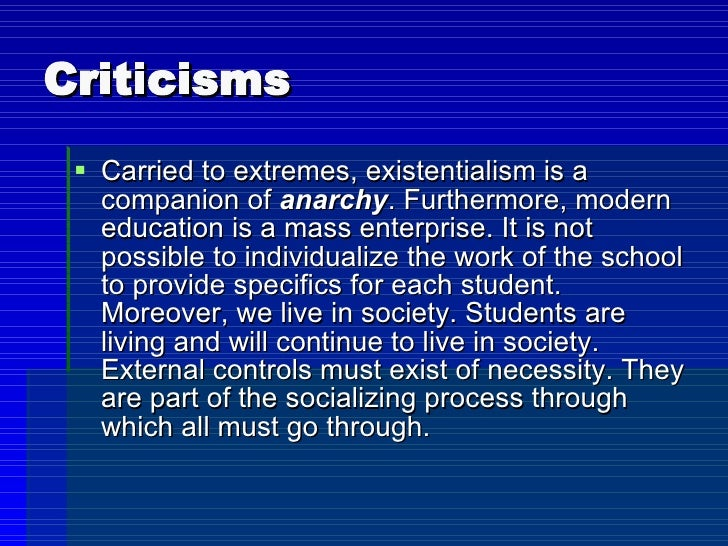existentialist themes of anxiety and absurdity Essay the absurdity of human life existentialist themes of anxiety and absurdity essay - existentialist themes of anxiety and absurdity in a world with.