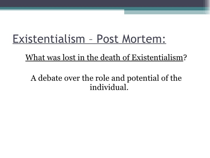 existentialism and the plague Essays and criticism on albert camus' the plague - critical essays the plague is the most thorough at the base of modern existential literature is the.