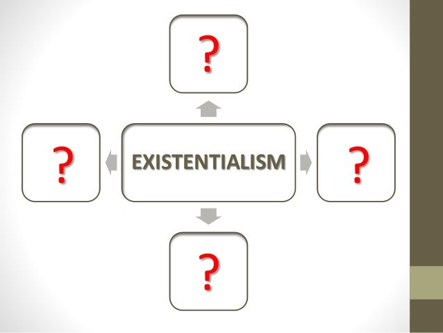 the philosophy of existentialism An exposition in five parts of the character of existentialist philosophy, including an analysis of the theories of jean-paul sartre author gabriel marcel, a famous french dramatist, philosopher, and author of le dard, was a leading exponent of christian existentialism.